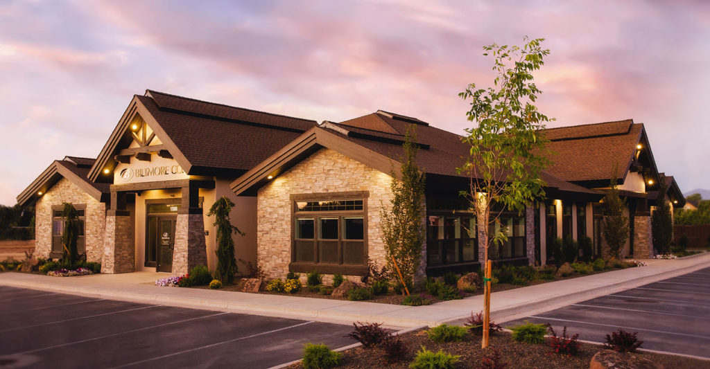 Biltmore Office and Design Center Exterior