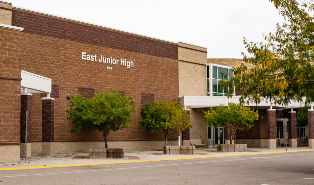 East Junior High